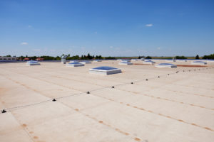 Kansas City Northland Commercial Roof Installation